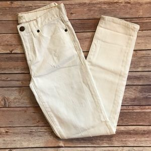 NWT J CREW FACTORY MIDRISE TOOTHPICK JEANS